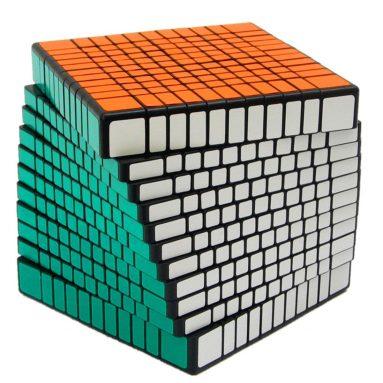 Cuberspeed 11×11 Black Magic cube