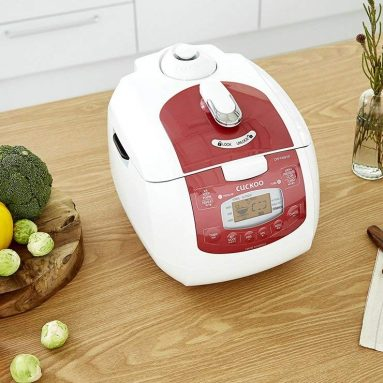 Cuckoo Electric Pressure Rice Cooker