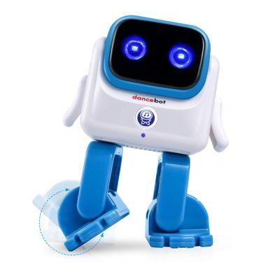 DANCEBOT Novelty Bluetooth Portable Dancing Robot Speaker
