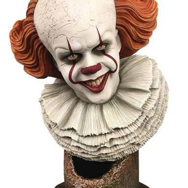 DIAMOND SELECT TOYS Legends in 3-Dimensions: It Chapter Two Pennywise 1: 2 Scale Bust