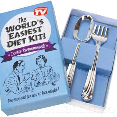 THE WORLD'S EASIEST DIET KIT