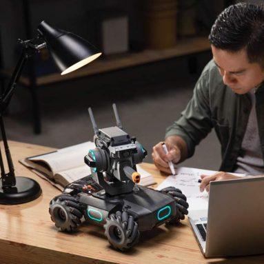 DJI Intelligent Educational Robot STEM Toy Robomaster S1