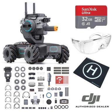 DJI RoboMaster S1 Educational Robot Bundle