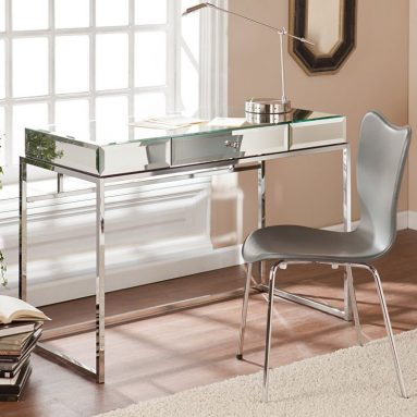 Dana Mirrored Desk