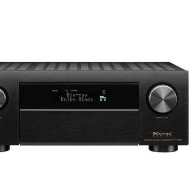 Denon Home Theater with HEOS and Amazon Alexa Voice Control