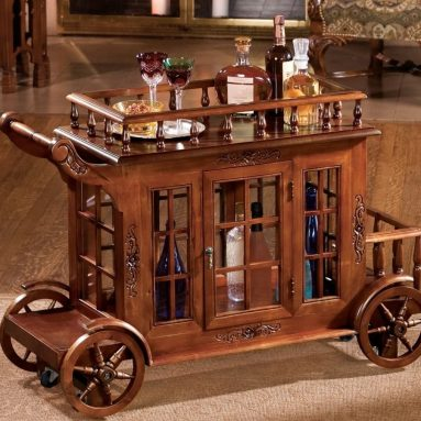 Design Toscano Cranbrook Manor Cordial Carriage