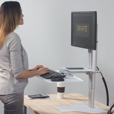 Desktop Height Adjustable Workstation