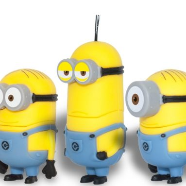 Despicable Me 2 Minions USB Flash Drive
