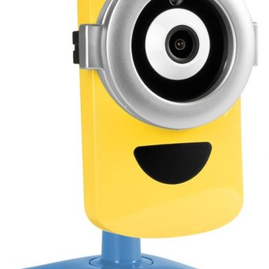 Despicable Me 3 – Minion Cam HD Wi-Fi Camera Minion Translator Surveillance Camera