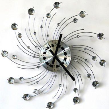 Diamond Decorative Wall Clock