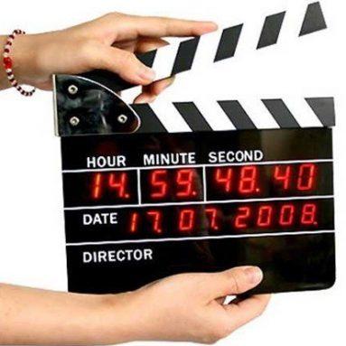 Digital Alarm Clock with Directors Edition