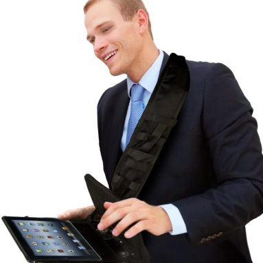 Digital Hands-Free Carrying Case for iPad 2/3
