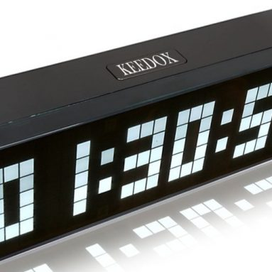 Digital Large Big Jumbo LED Wall Desk Alarm Clock