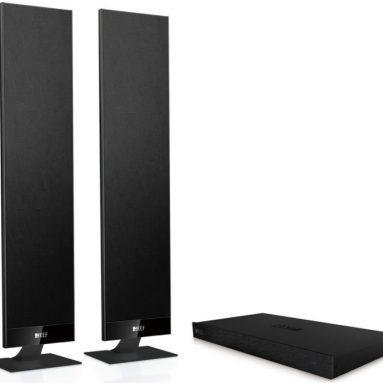 Digital TV Sound System