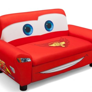 Disney Pixar Cars Upholstered Sofa