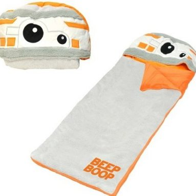 Disney Star Wars BB8 Hooded Sherpa Slumber/Sleeping Bag