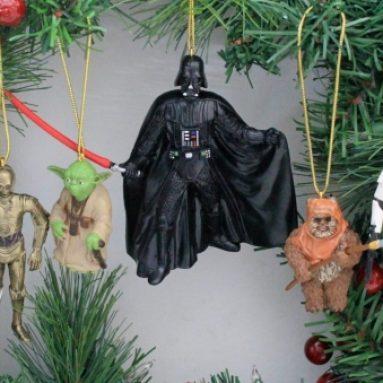 "Disney's ""Star Wars"" Holiday Ornament Set"