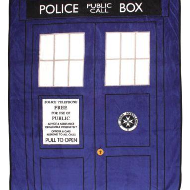 Doctor Who  Blanket