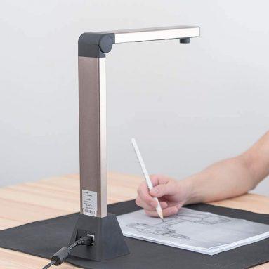 High Definition Portable Scanner