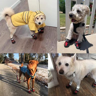 Dog Shoes Dog Snow Boots Rain Boots