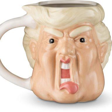 Donald Funny Novelty Mug