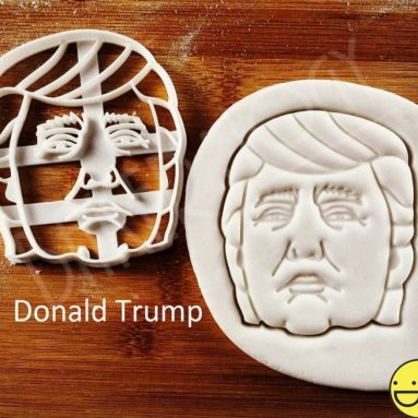 Donald Trump Cookie Cutter