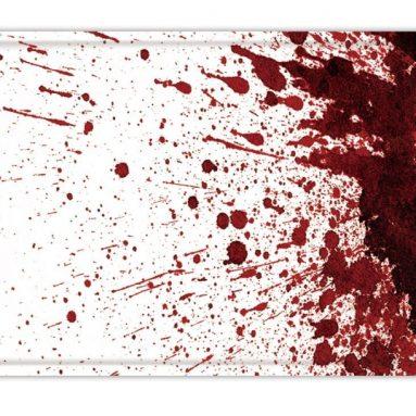 Doormat Mat Rug Carpet Dry Blood