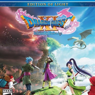 Dragon Quest XI Echoes of an Elusive Age: Edition of Light – PlayStation 4