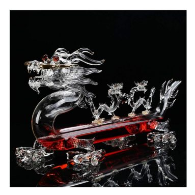Dragon Shape Decanter Wine Separator