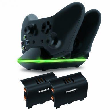 DreamGEAR Dual Charging Dock – Xbox One