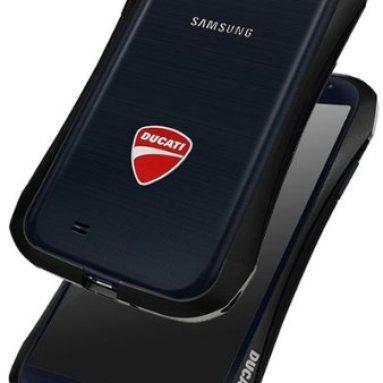 Ducati Hydra Aluminum Bumper for Samsung Galaxy S4