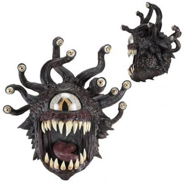 Dungeons and Dragons Beholder Trophy Plaque