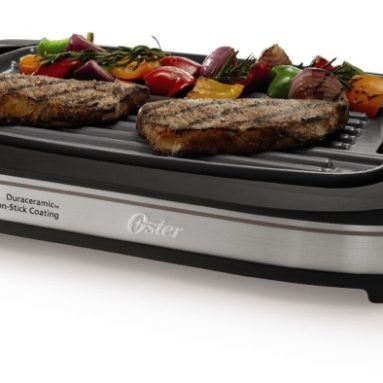 DuraCeramic Reversible Grill and Griddle