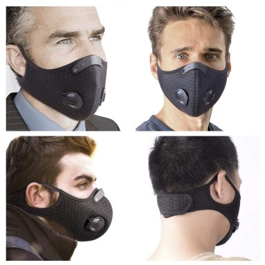 Dust Breathing Mask