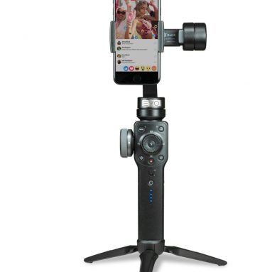 EVO PRO Smartphone Camera Stabilizer with Focus Pull and Zoom