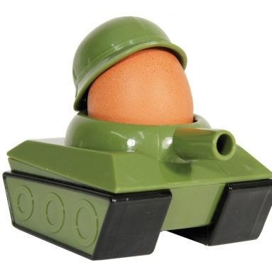 Egg Cup and Soldier Cutter