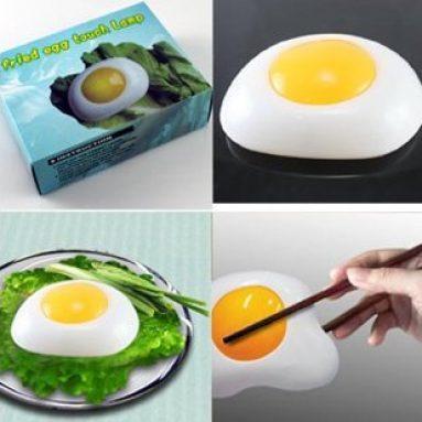 Egg LED touch Light