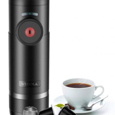 Electric Portable Espresso Machine