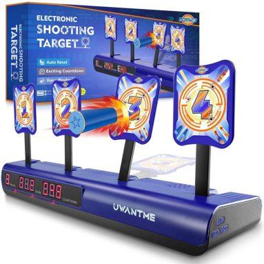Electronic Shooting Target Scoring Auto Reset Digital Targets