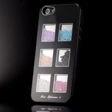 Elegant Swarovski Crystal Case for iPhone 5S 5