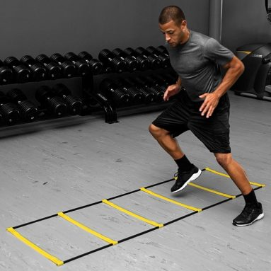 Elevation 2-in-1 Speed Hurdles and Ladder