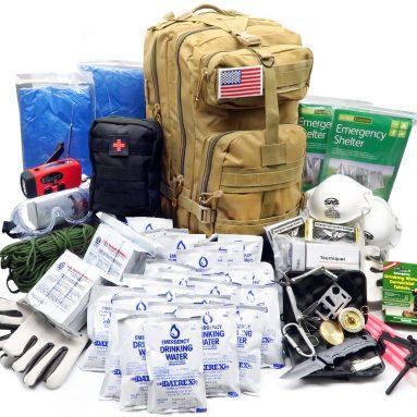 Emergency Kits Survival Kit 72 Hrs 2 Person