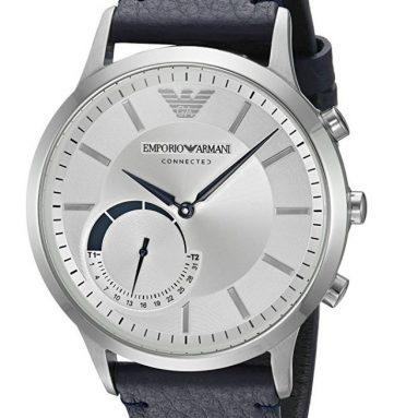 Emporio Armani Connected Hybrid Smartwatch Men's