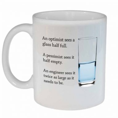 Engineers Tea Mug