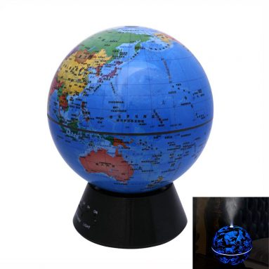 English Globe Aroma Mist Humidifier Ultrasonic