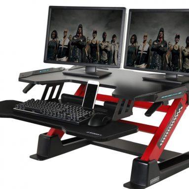 Ergonomic Gaming Sit-Stand Desk