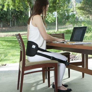 Ergonomic Lower Back Support Brace for Back Pain Relief