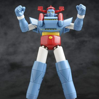 Evolution Toys Dynamite Action Special: Gattai Robot Musashi Figure