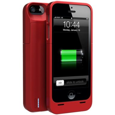 External Protective Battery Case for iPhone 5s / iPhone 5