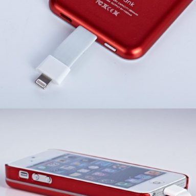 External Rechargeable Ultra-slim 2800mah Charger Bumper Case Cover